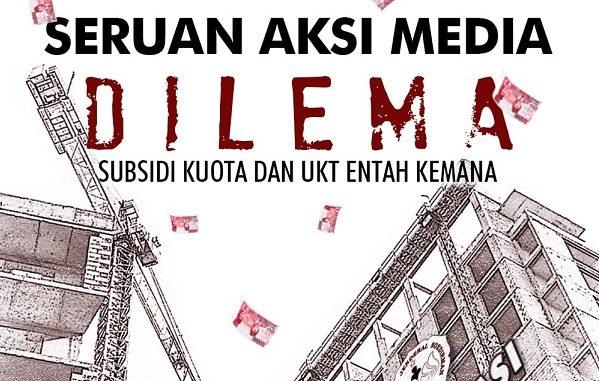 Seruan Aksi Reformasi Unsoed oleh BEM Unsoed 2020