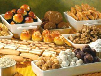 Ilustrasi: Tips belanja kue Lebaran. (Ist.)