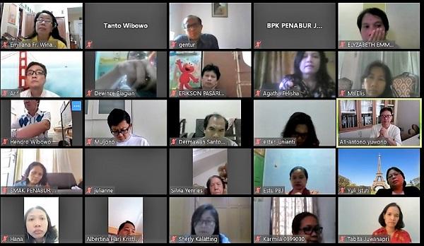 """Webinar BPK PENABUR Jakarta bertajuk """"From Normal to New Normal"""" pada Kamis, 7 Mei 2020"""