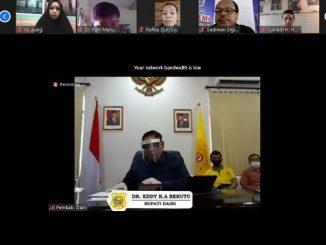 Bupati Dairi, Dr. Eddy Keleng Ate Berutu