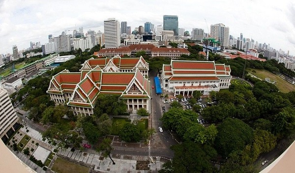 Chulalongkorn University di Thailand