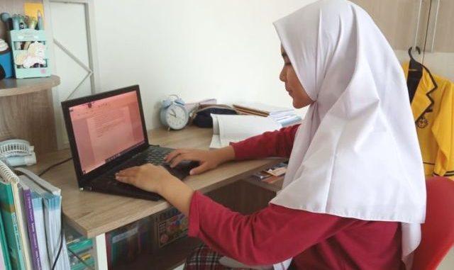 Ilustrasi: Guru madrasah akan belajar mengajar online dari Profesor Greg Shaw. (Ist.)