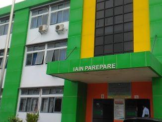 Ilustrasi: Kampus IAIN Parepare. (Ist.)