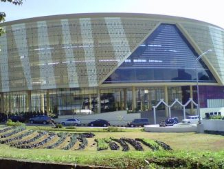 Ilustrasi: Kampus Universitas Padjajaran. (Ist.)