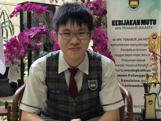 Matthew Kurnia, Siswa SMAK PENABUR Gading Serpong dapat Jardine Scholarship ke University of Oxford (KalderaNews/Ist)
