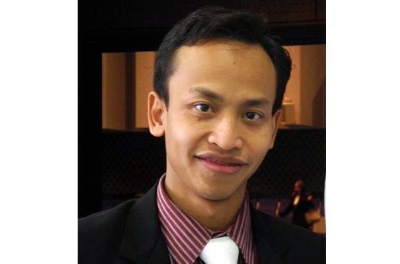 Peneliti Lembaga Ilmu Pengetahuan Indonesia (LIPI), Aan Johan Wahyudi. (Dok. LIPI)