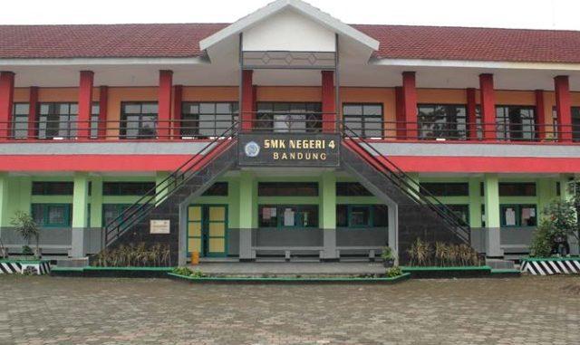 Ilustrasi: SMK Negeri 4 Bandung, Jawa Barat. (Ist.)