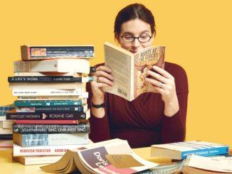 Ilustrasi: Tips membaca buku agar maksimal. (Ist.)