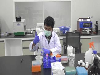 Ilustrasi: Uji klinis produk herbal untuk penanganan Covid-19. (Ist.)