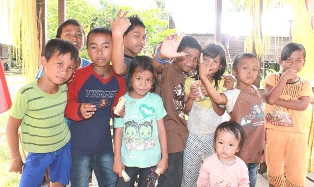 Ilustrasi: Anak-anak di daerah Kapuas Hulu, Kalimantan Barat. (Kalderanews.com/y.prayogo)
