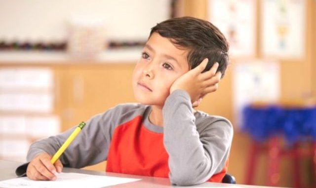 Ilustrasi: Banyak anak yang bosa di rumah dan ingin kembali ke sekolah. (Ist.)