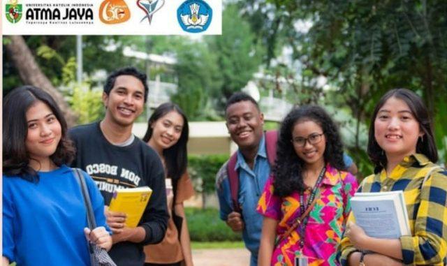 Ilustrasi: Beasiswa KIP Kuliah Unika Atma Jaya Jakarta. (Dok. Unika Atma Jaya)