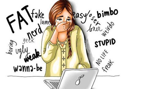 Cyberbullying pada perempuan