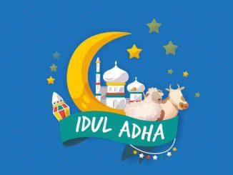 Ilustrasi: Inspirasi ucapan Idul Adha 2020. (Ist.)
