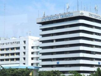Ilustrasi: Kampus Universitas Trisaksi Jakarta. (Ist.)