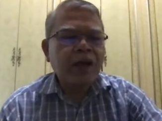 Anggota DPR RI Komisi X Dr. Drs. Adrianus Asia Sidot M.Si
