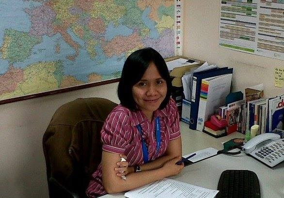 DAAD Regional Office Jakarta, Olivia Sopacua