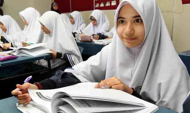 Ilustrasi: Pembelajaran di madrasah. (Ist.)