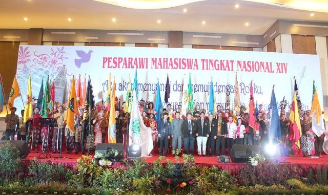 Ilustrasi: Gelaran Pesparawi Mahasiswa Nasional XIV. (Ist)