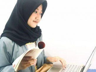 Ilustrasi: Tahun ajaran baru secara online. (Ist.)