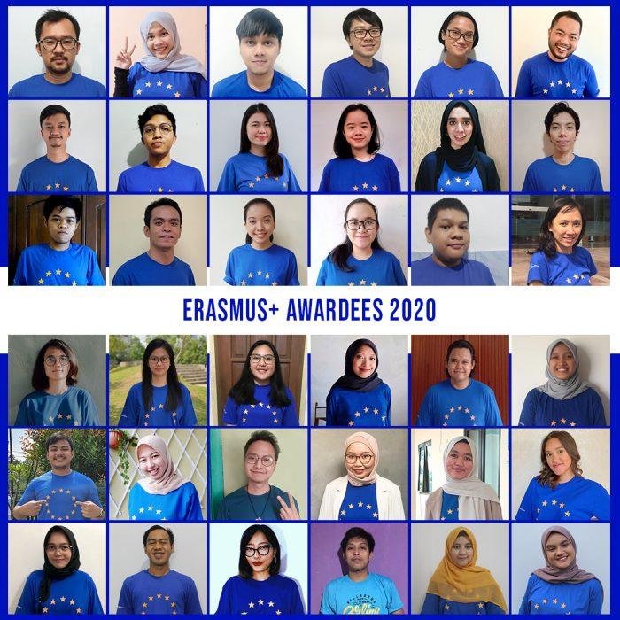 Erasmus + (Erasmus Plus) Awardees 2020 (KalderaNews/Dok. Erasmus Plus)
