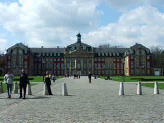 Gedung Universitas Muenster di Jerman