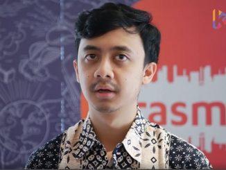 Penerima Beasiswa Erasmus Plus 2019, Vidhiaza Leviandhika