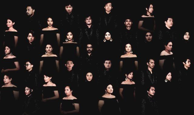 Telkom University Choir. (Dok. Tel-U)