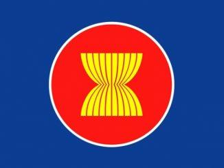 Ilustrasi: Bendera ASEAN. (Ist.)