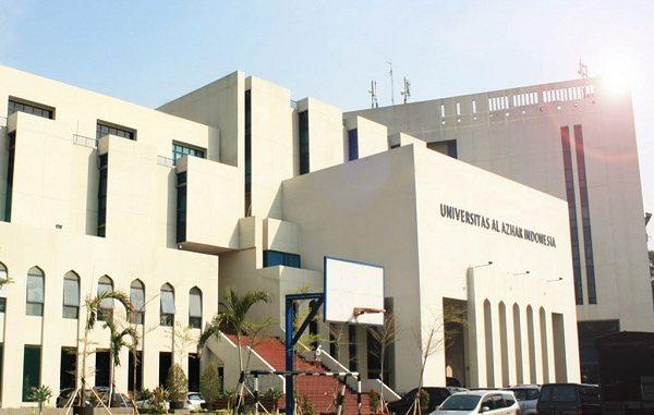 Gedung Universitas Al Azhar Indonesia