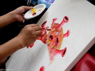 """Bandung Art Month 2020 bertema """"Guru vs Covid-19"""" secara virtual di tengah pandemi Covid-19 hingga 20 September 2020"""