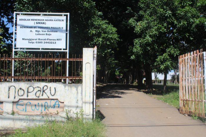 SMAK Seminari dan Seminari Yohanes Paulus II Labuan Bajo