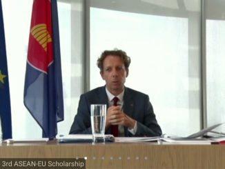 The European Union (EU) Ambassador to ASEAN, Igor Driesmans
