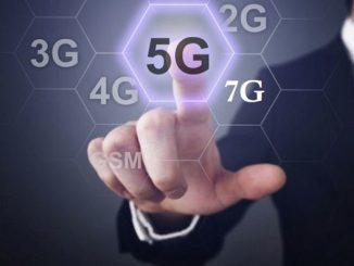 Jaringan 4G 5G 7G