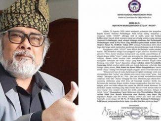 "Ilustrasi: Komnas Perlindungan Anak larang pemakaian kata ""anjay"" (Ist.)"