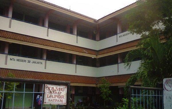 Gedung MTs N 31 Jakarta