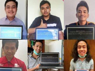 Mahasiswa Institut Teknologi Sepuluh Nopember (ITS) meraih emas pada ajang Young National Scientist Fair (YNSF) 2020