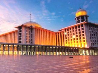 Masjid Istiqlal Jakarta. (Ist.)