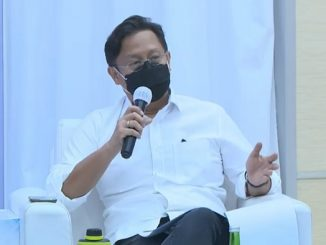 """Satgas Pemulihan dan Transformasi Ekonomi Nasional, Budi Gunadi Sadikin dalam Diskusi FMB9 """"Kesehatan Pulih, Ekonomi Bangkit"""" pada Sabtu, 15 Agustus 2020"""