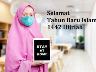 Ucapan Selamat Tahun Baru Islam 1442 Hijriah