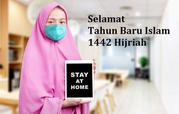 15 Ucapan Selamat Tahun Baru Islam 1442 Hijriah Inspiratif Buat Milenial Http Www Kalderanews Com