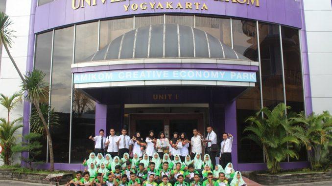 Universitas AMIKOM Yogyakarta