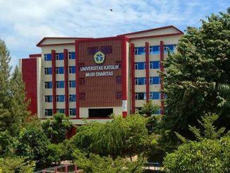 Universitas Katolik Musi Charitas (UKMC) di Palembang