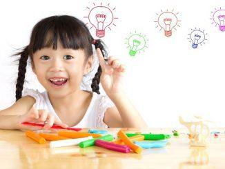 Ilustrasi: Anak gemar bertanya dan bermain. (Ist.)