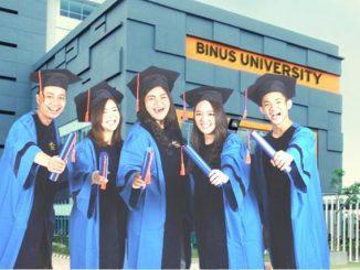 llustrasi: BINUS meluncurkan Microsite Wisuda 62. (Ist.)