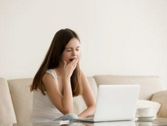 Ilustrasi: Cara usir rasa malas saat belajar di rumah. (KalderaNews.com/Ist.)