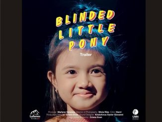 "Film ""Blinded Little Pony"" karya mahasiswa UMN meraih piala Angsa Emas UIFF. (KalderaNews.com/Dok.UMN)"