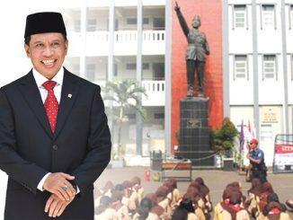 Menteri Pemuda dan Olahraga (Menpora), Zainudin Amali memberi motivasi dalam kuliah kewirausahaan secara virtual bersama Universitas Bung Karno (UBK) Jakarta.. (KalderaNews.com/repro: y.prayogo)