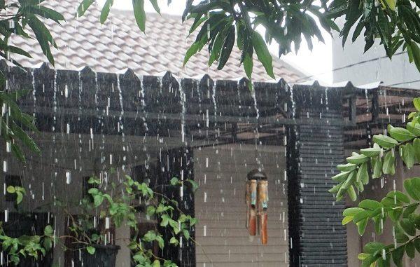 Hujan Deras, Musim Hujan