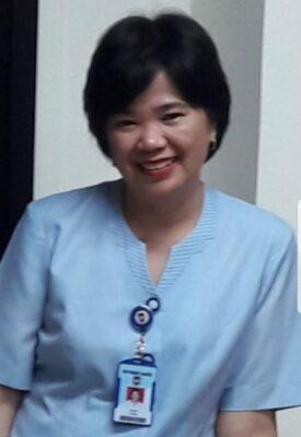Deputi Direktur Pelaksana BPK PENABUR Jakarta, Etiwati Tobing